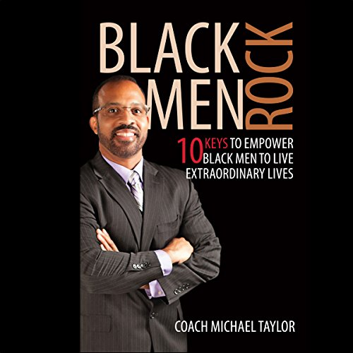 Black Men Rock! audiobook cover art