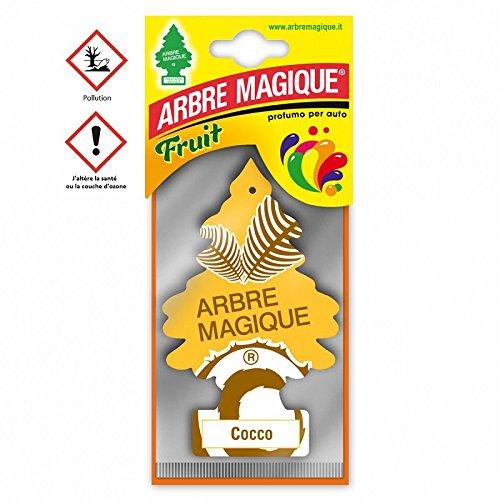Arbre Magique Coco - Accessoire Désodorisant Voiture - 362