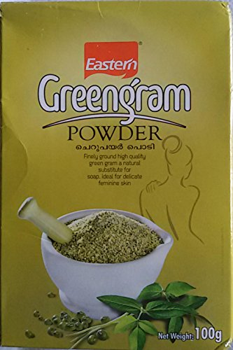 Green Gram Powder - A Natural Substitute for Soap