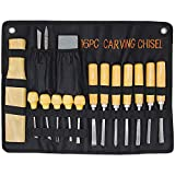 Best Woodcarving Sets - Lulu Home Wood Carving Tools, 16PCS Professional Carving Review