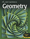 Best Geometry Textbooks - Holt McDougal Geometry: Student Edition 2012 Review