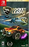 Rocket League: Ultimate Edition for Nintendo Switch handheld video game Apr, 2021