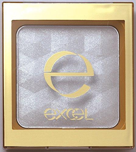 excel(エクセル)エクセルシャイニーパウダーNSN04ルーセントホワイト4.3g
