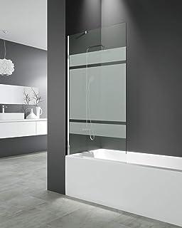 Panel fijo para bañera 150x85 cm - Modelo Screen de GME -