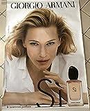 Kate Blanc – Giorgio Armani – 120 x 175 cm –