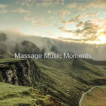Harp duo - Background for 1 Hour Spa Treatments