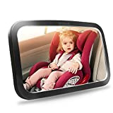 Best-overall- Shynerk Baby Car Mirror Review