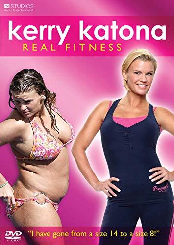 Kerry Katona: Real Fitness [Edizione: Regno Unito] [Reino Unido] [DVD]