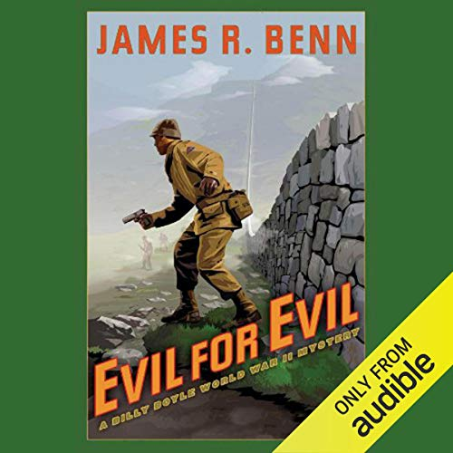 Evil for Evil audiobook cover art