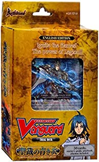 Cardfight Vanguard Divine Judgment of the Bluish Flames Trial Deck VGE-TD16