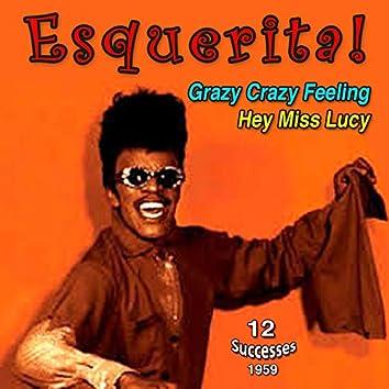 Esquerita! Crazy Crazy Feeling (1959)