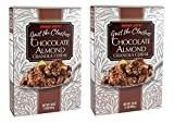 Trader Joe's Just the Clusters Chocolate Almond Granola Cereal (2 Pack)