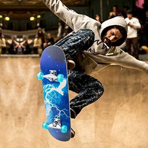 8 wheel skateboard _image0