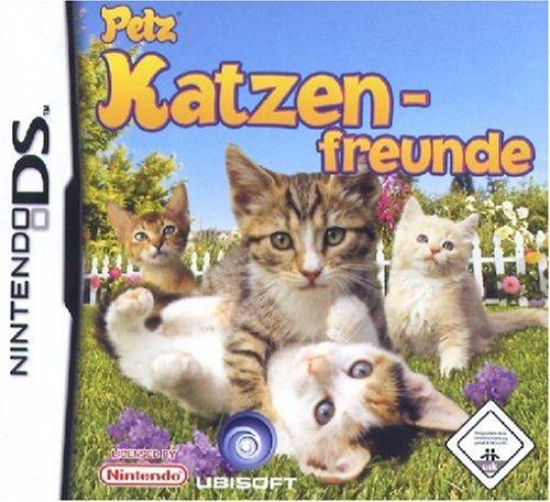 Petz - Katzenfreunde - [Nintendo DS]