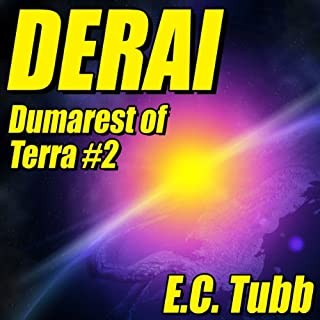 Derai audiobook cover art