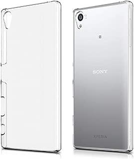 Sony Xperia Z5-Premium Kılıf Kapak Tam Şeffaf TPU Silikon