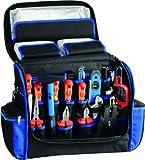 Heytec Heyco 50848002700 Elektrikertasche mit VDE- Werkzeugsortiment, 27-teilig