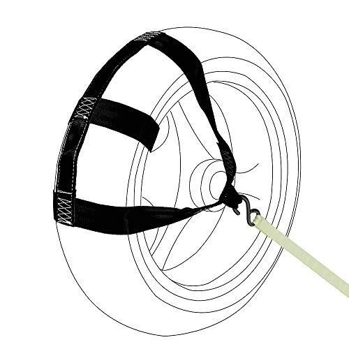 Moto Fissaggio Ruota Posteriore Cinghia Cintura Cinturino Sicuro Affidabile