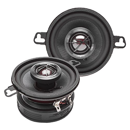 "Skar Audio TX35 3.5"" 120W 2-Way Elite Coaxial Car..."