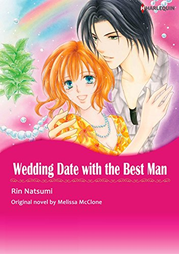 Wedding Date With The Best Man: Harlequin comics (English Edition)