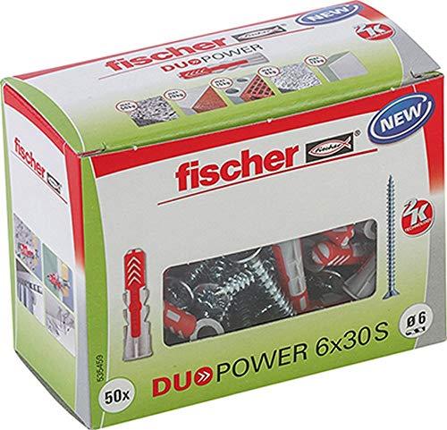 Fischerwerke GmbH & Co. KG -  fischer DUOPOWER 6 x