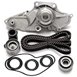 Timing Belt Kit including timing Belt water pump with gasket tensioner bearing etc,OCPTY Compatible for 2003 2004 2005 2006 2007 2008 2009 Acura MDX/2003 2004 2005 2006 2007 Honda Accord