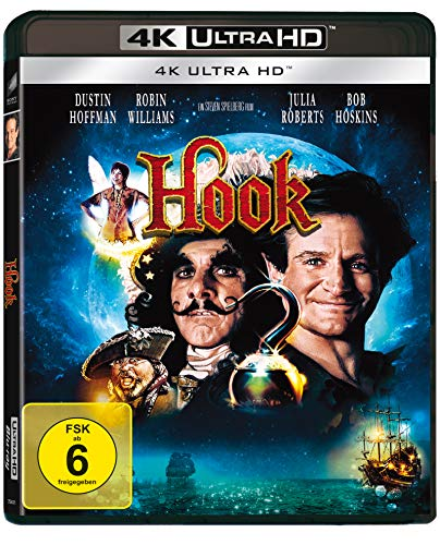 Hook (4k UHD Blu-ray)