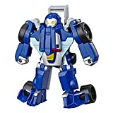 Transformers Playskool Heroes Rescue Bots Academy Whirl The Flight-Bot Converting Toy, 4.5' Action Figure, Toys for Kids Ages 3 & Up