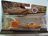 Disney/Pixar Cars, Carburetor County Road Trip, Ramone Die-Cast Vehicle with Trailer by