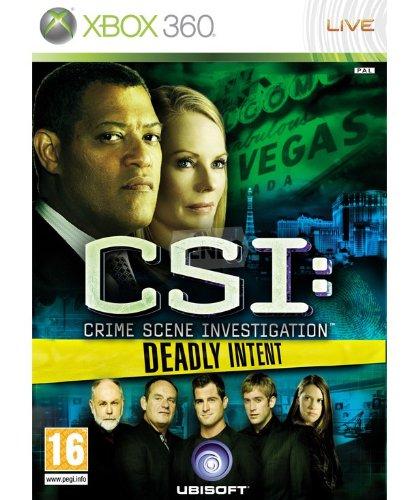 CSI: Fatal Conspiracy (Xbox 360) [Importación inglesa]