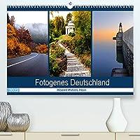 Fotogenes Deutschland (Premium, hochwertiger DIN A2 Wandkalender 2022, Kunstdruck in Hochglanz): Einige der schoensten, bekannten und weniger bekannten Ecken Deutschlands (Monatskalender, 14 Seiten )
