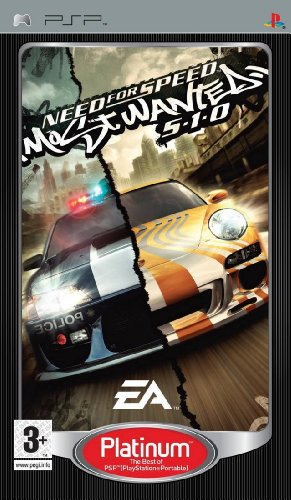 Need for Speed Most Wanted 5-1-0 Platinum (PSP)