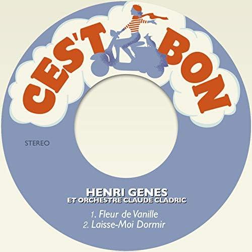 Henri Genes & Orchestre Claude Cladric