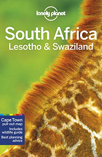 Lonely Planet South Africa, Lesotho & Swaziland [Lingua Inglese]
