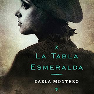 La tabla esmeralda [The Emerald Table] audiobook cover art
