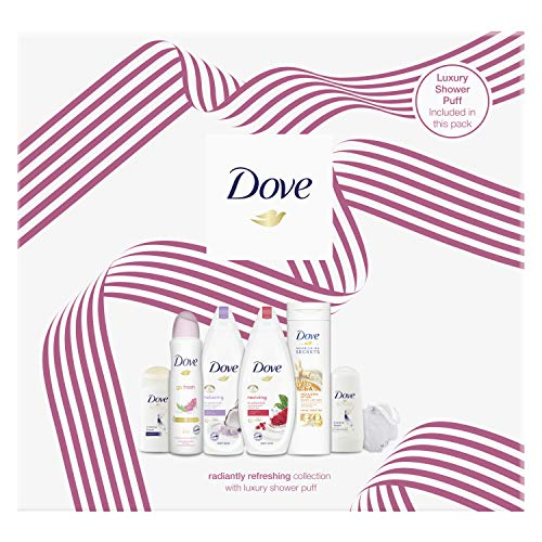 Dove Radiantly Refreshing Collection Gift Set reduced to £12 at Amazon