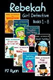 Best Books For 8 Year Old Girls - Rebekah - Girl Detective Books 1-8: Fun Short Review