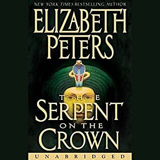 The Serpent on the Crown     The Amelia Peabody Series, Book 17              By:                                                                                                                                 Elizabeth Peters                               Narrated by:                                                                                                                                 Barbara Rosenblat                      Length: 12 hrs and 7 mins     967 ratings     Overall 4.6