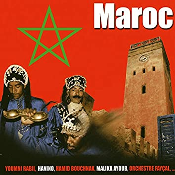Stars of traditional music from Morocco (Maroc)