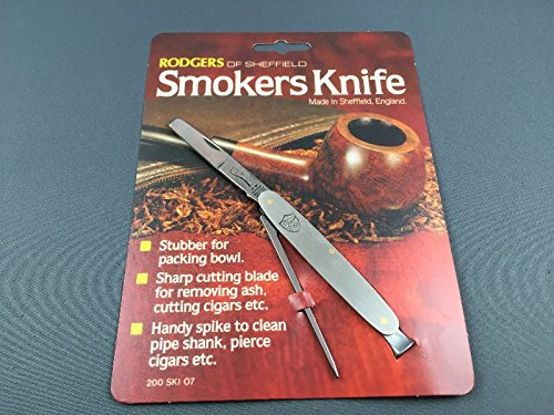 JOSEPH RODGERS Sheffield Pfeifenmesser Messer PK210 der Klassiker