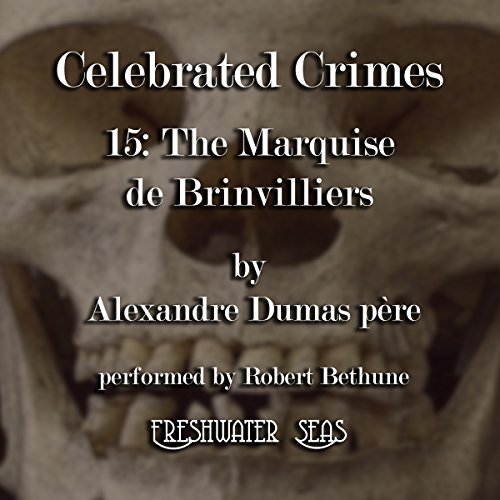 Marquise de Brinvilliers audiobook cover art