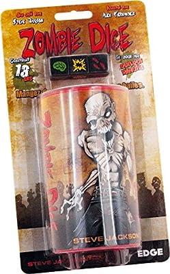 Asmodee Jeux de dés - Zombie Dice
