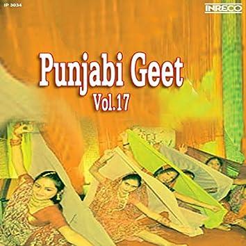Punjabi Geet Vol 17