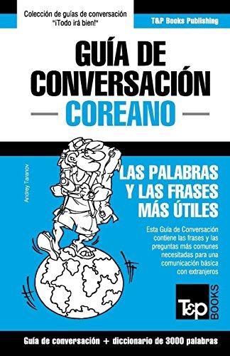 Guía de Conversación Español-Coreano y vocabulario...