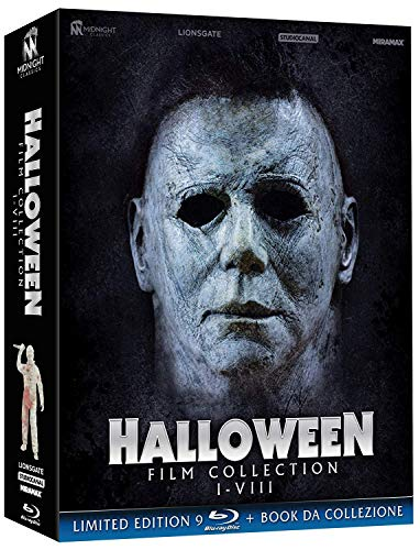 Halloween Film Collection (9 Blu-Ray) [Italia] [Blu-ray]