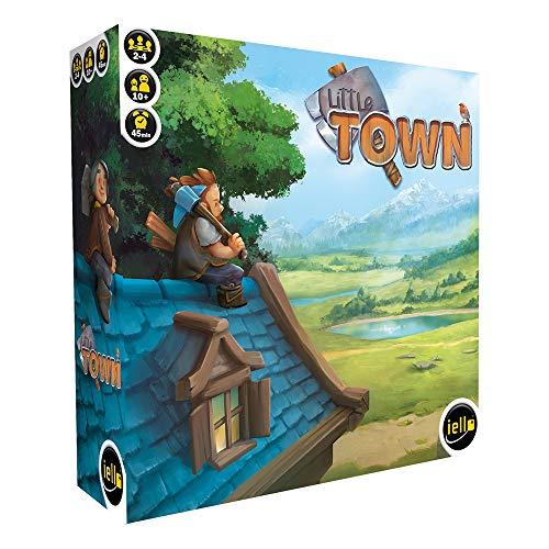 Little Town - Bordspel - Win zo veel mogelijk overwinningspunten - Voor de hele Familie - Taal: Nederlands