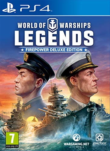 World of Warships: Legends Deluxe Edition