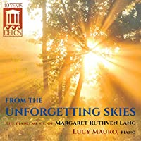 From the Unforgetting Skies: Piano Music of Margar