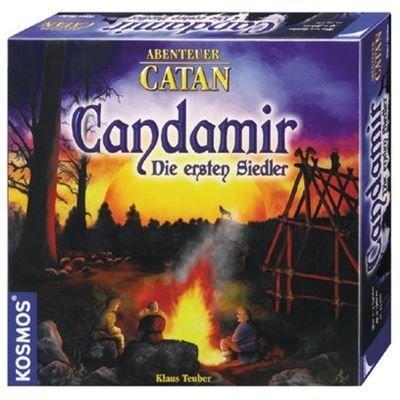 Kosmos - Candamir - Die ersten Siedler auf Catan