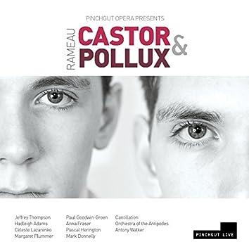 Rameau: Castor et Pollux (Live)